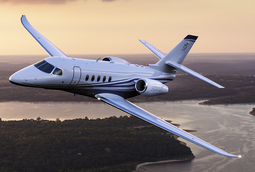 Textron Cessna Citation Latitude