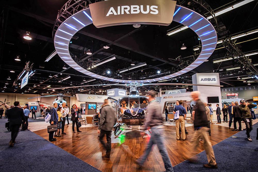 Airbus HELI-EXPO 2020