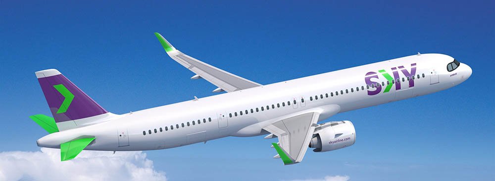 Chile's SKY Orders 10 A321XLRs