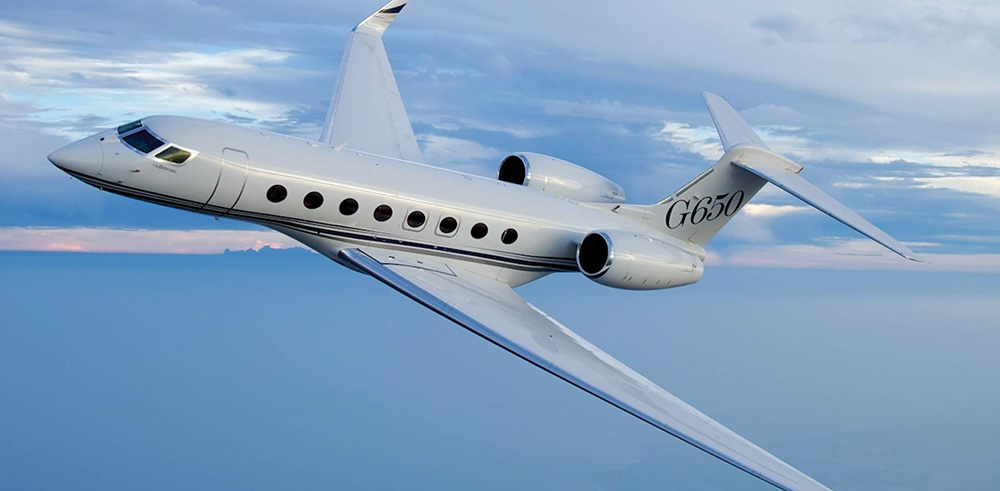 Gulfstream delivers 400th G650 aircraft