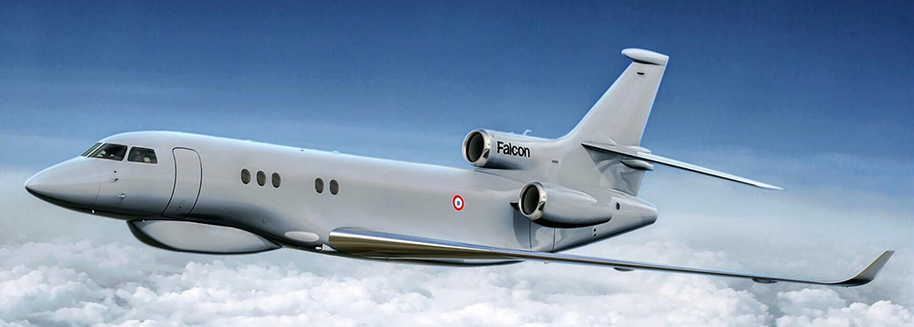Dassault and Thales to build the next French electronic spy plane