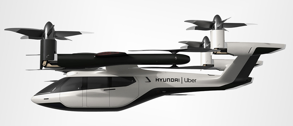 Hyundai partners with Uber