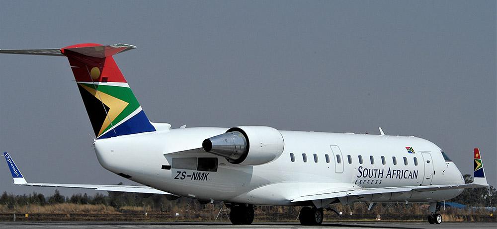 SA Express jet