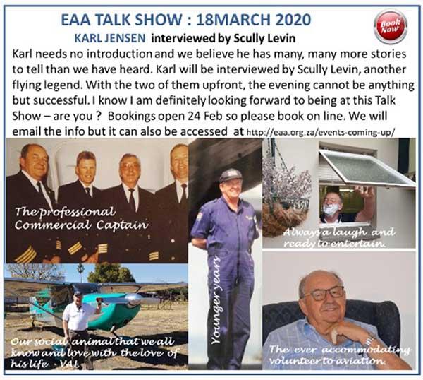 EAA Talk Show