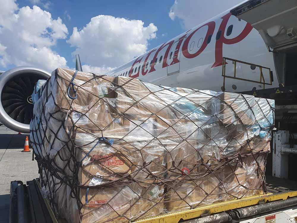 Jack Ma Shipment