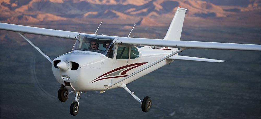 Cessna 172 Skyhawk - not the accident plane