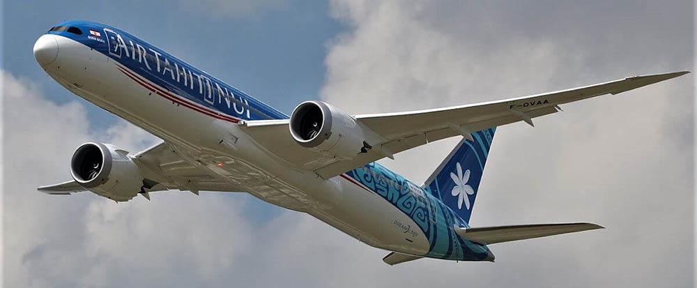 Air Tahiti Nui operates longest flight ever