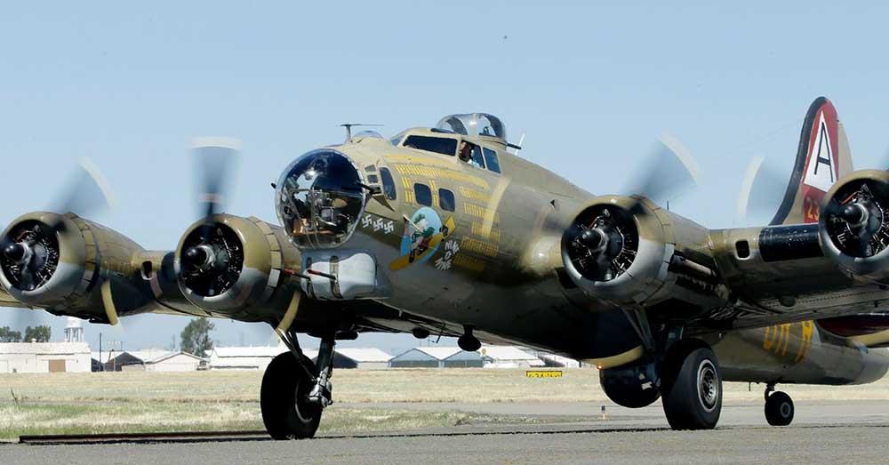 Collings Foundation B-17G