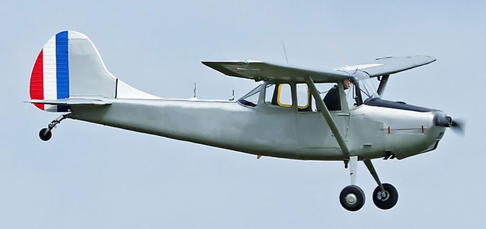 Bird Dog Glider tow plane