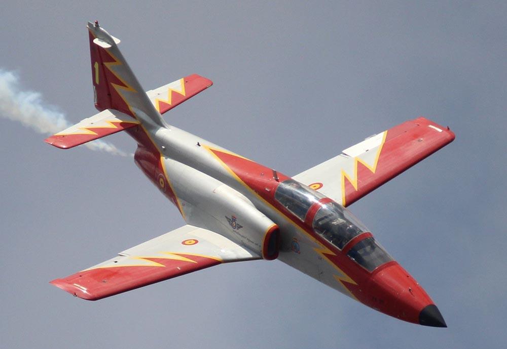 Spanish Air Force CASA C.101 Aviojet