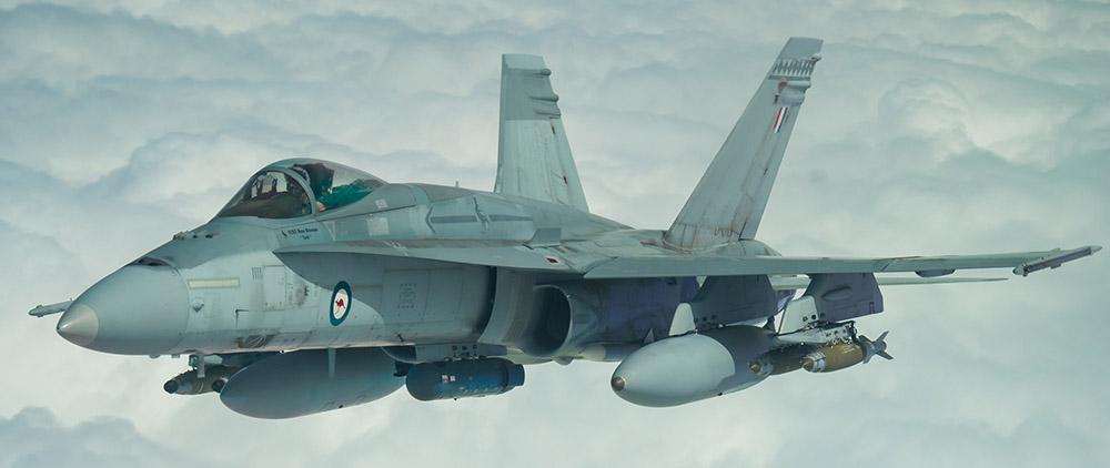 Australian FA-18 Hornet