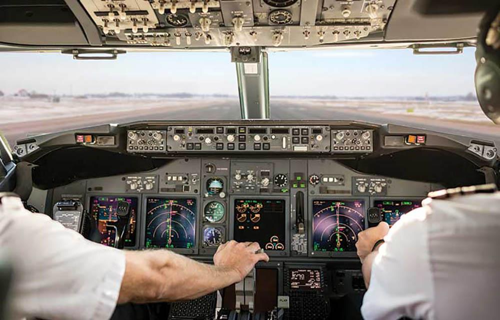 Pilot stress