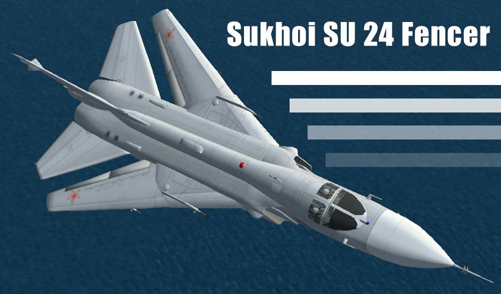Sukhoi SU 24 Fencer
