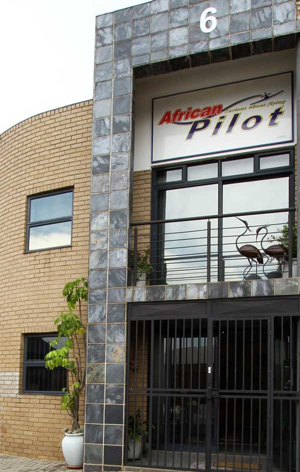 African Pilot offices