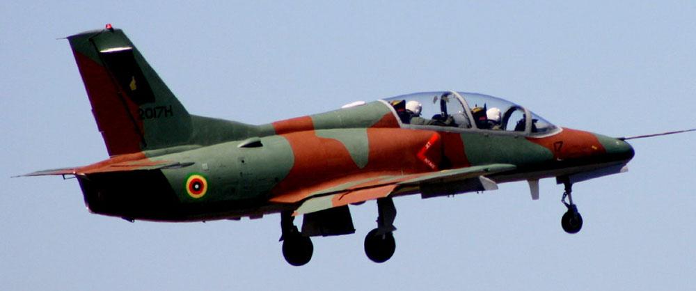 Zimbabwe Air Force K-8