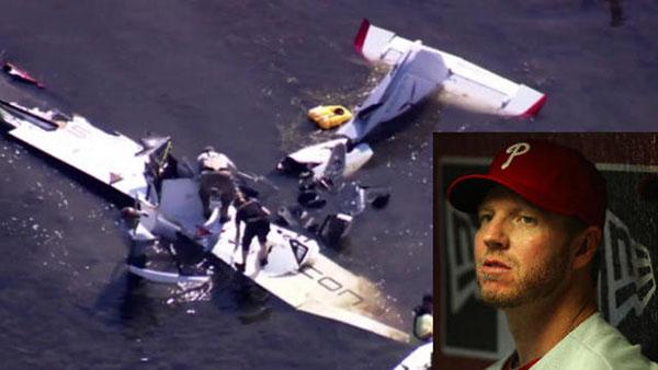 Roy Halladay crash