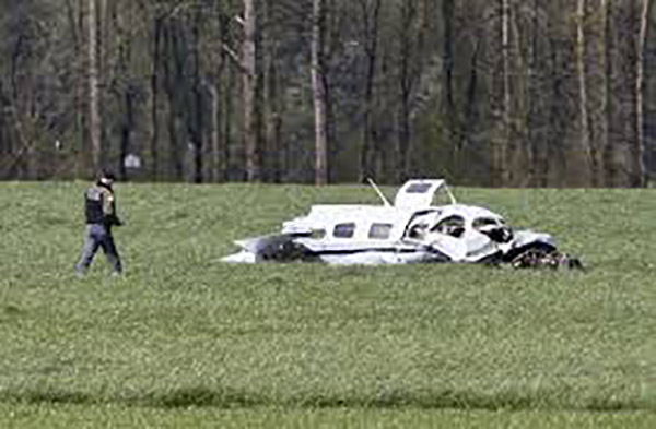PA-46 accident