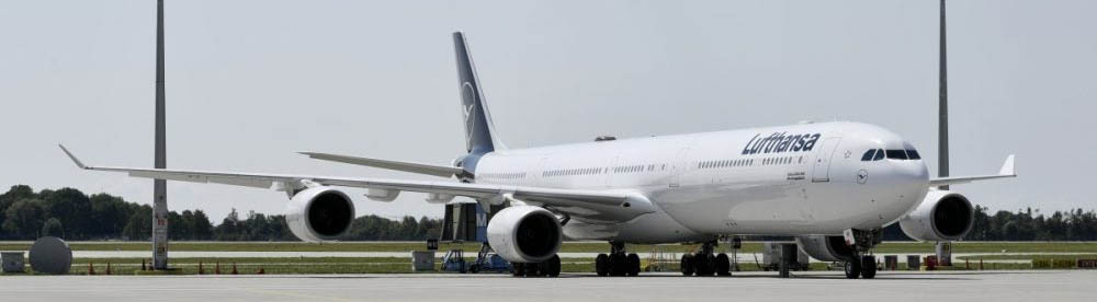 Lufthansa A340-600 decommissioned