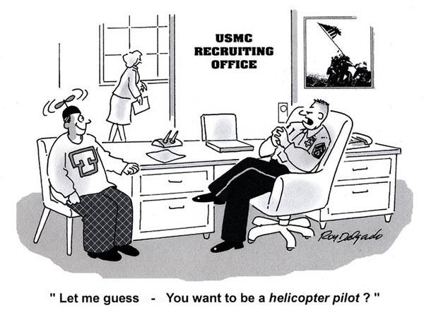 Aviation humour