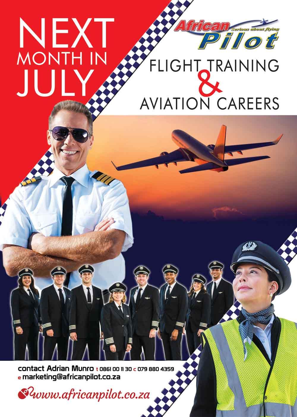 African Pilot July 2020
