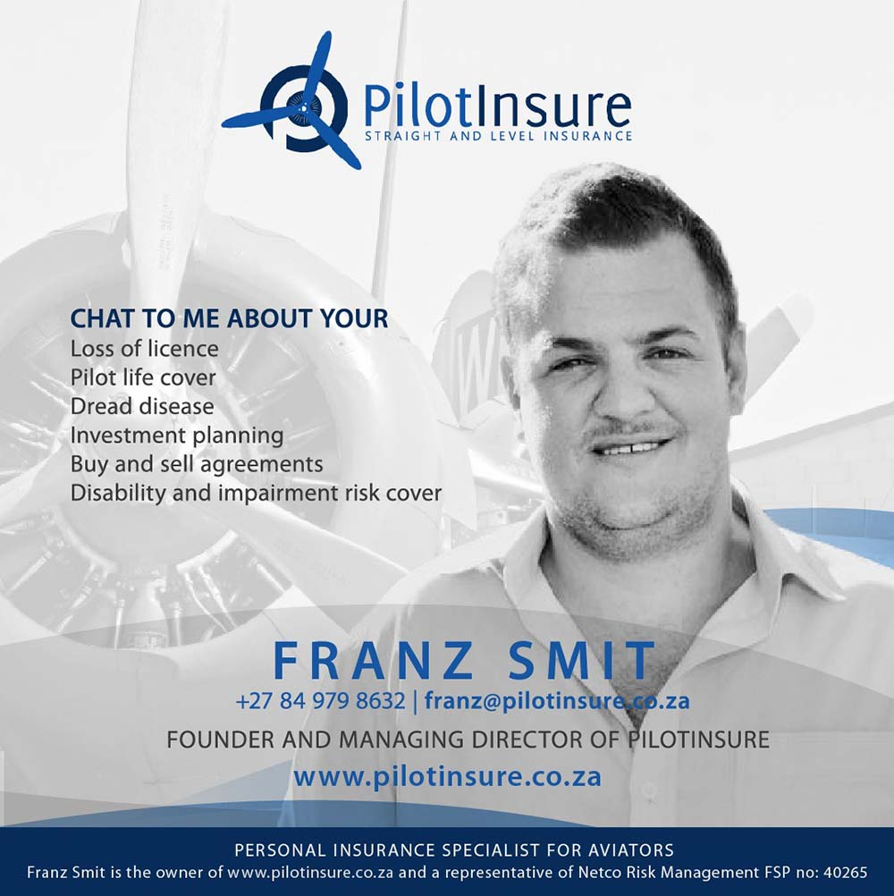 Franz Smit Pilotinsure