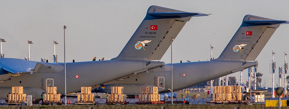Turkish A400Ms in South Africa