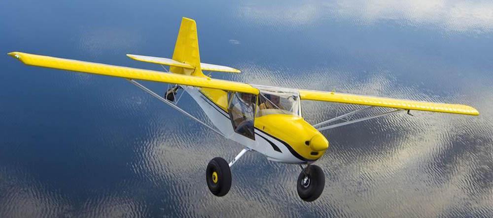 Kitfox LSA not the accident aircraft