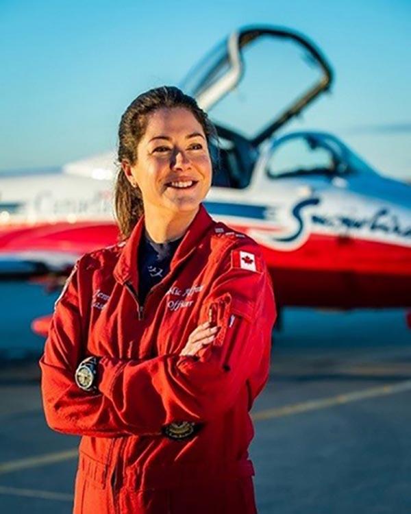 Capt. Jennifer Casey