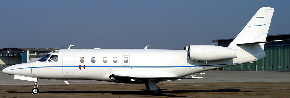 Israel Aircraft Industries 1125 Astra SP