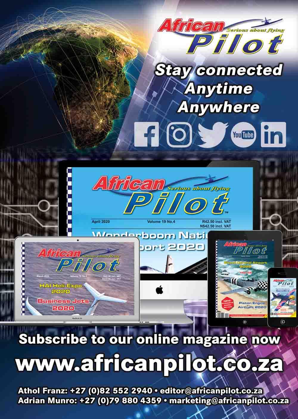 African Pilot digital