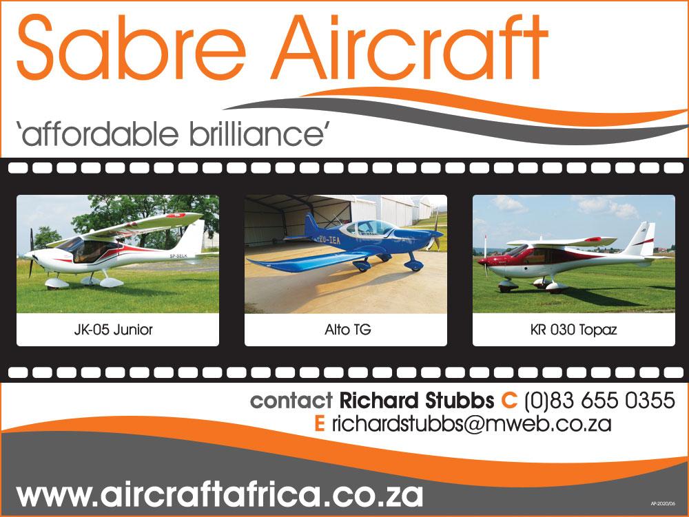 Sabre-Aircraft