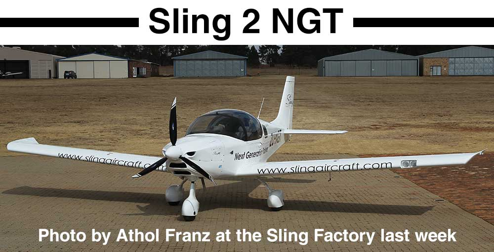 Sling 2 NGT photo by Athol Franz at the Sling Factory last week