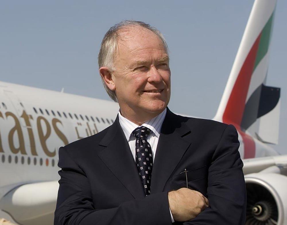 Tim Clarke - Emirates Airlines