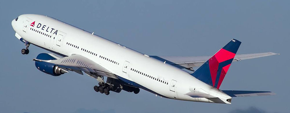 Delta Airlines A350