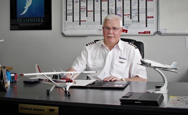 Charlie Marais - Westline Aviation