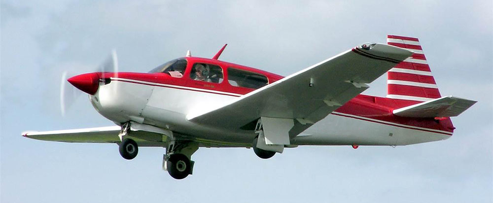 Mooney M20J - not the accident aircraft