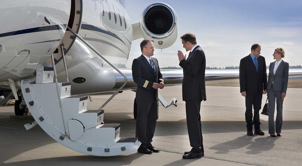 Business Aviation first to recover