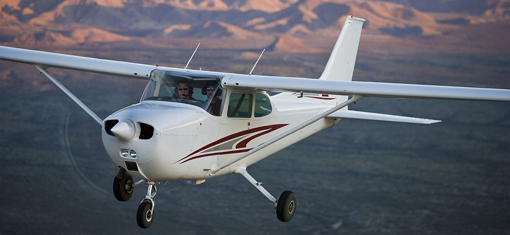 Cessna 172N - not the accident aircraft