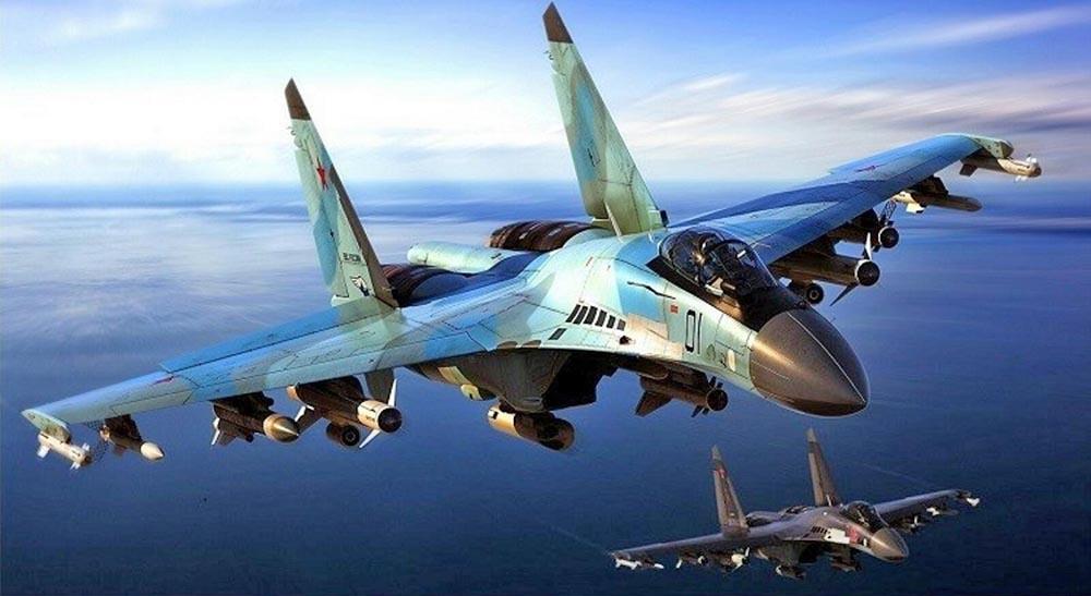 Russian Su 35