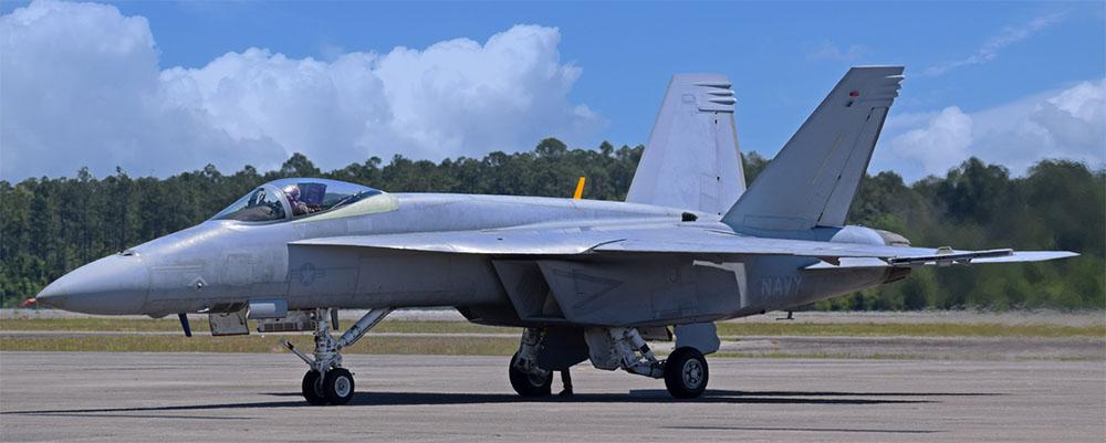 US Boeing Super Hornet