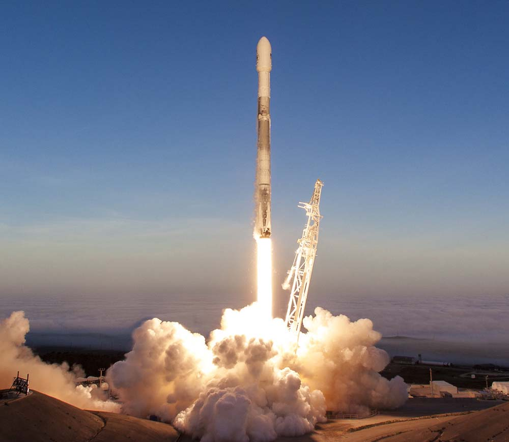Commercial space travel on hold?