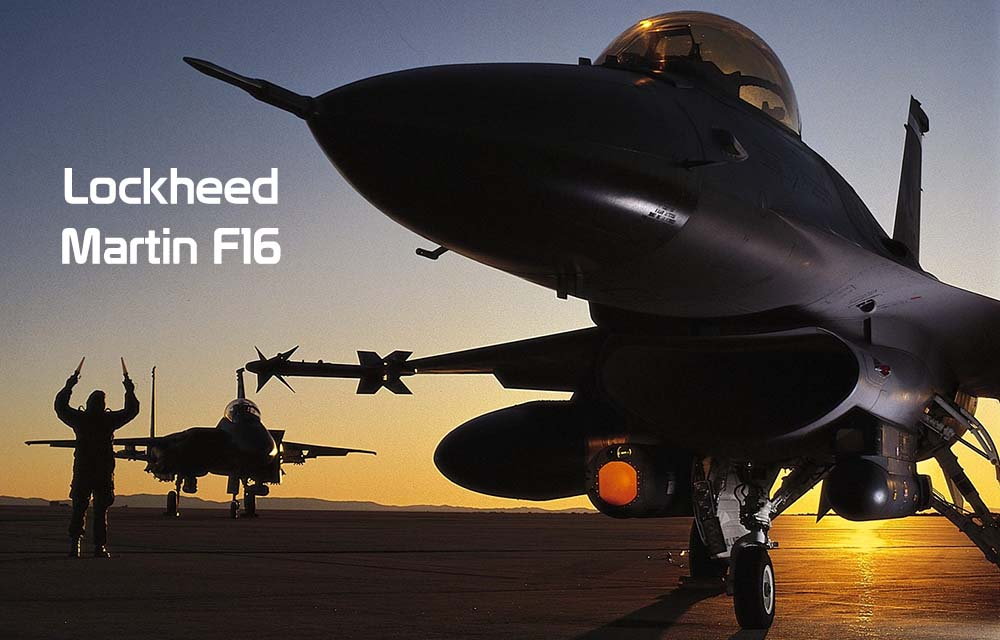 Lockheed Martin F16