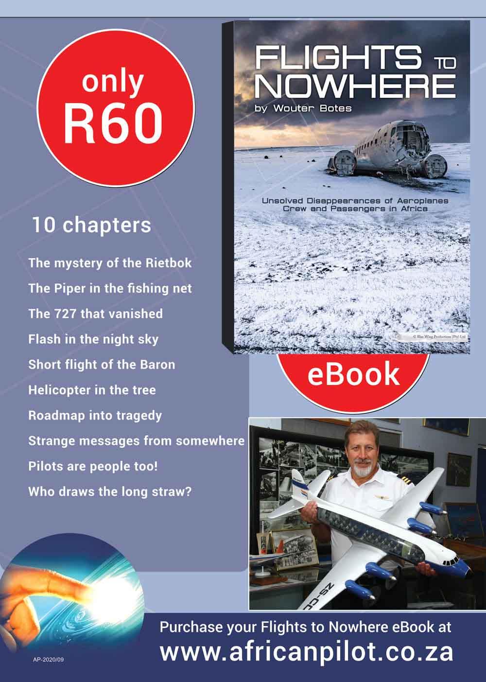 Flights to Nowhere E-book