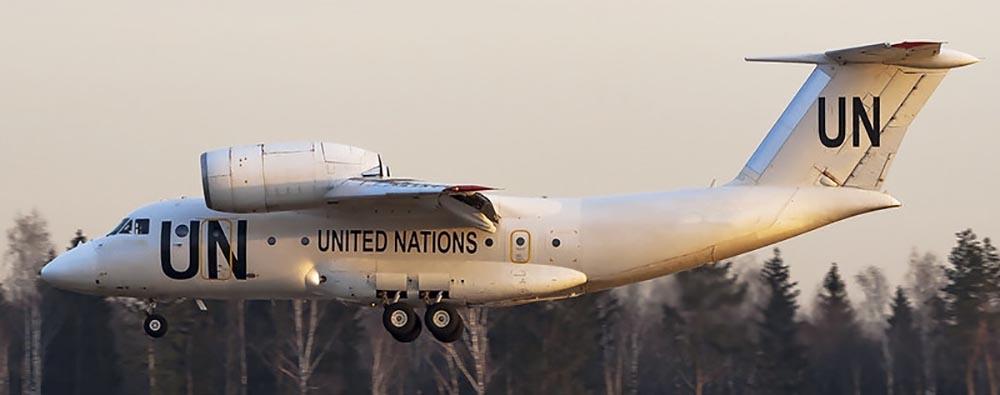 United Nations Antonov An-74