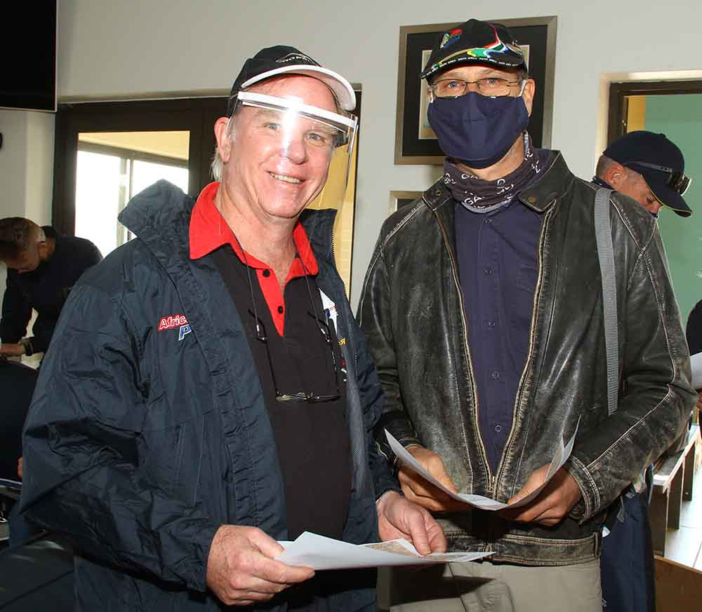 Rob Jonkers and Martin Meyer