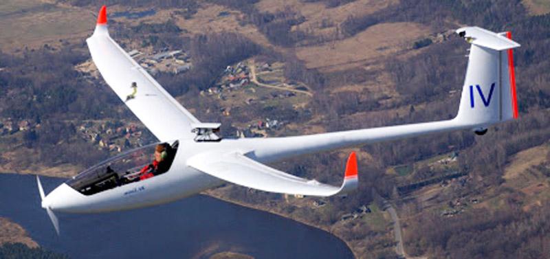 Sportine Aviacija-Lak17 not the accident glider