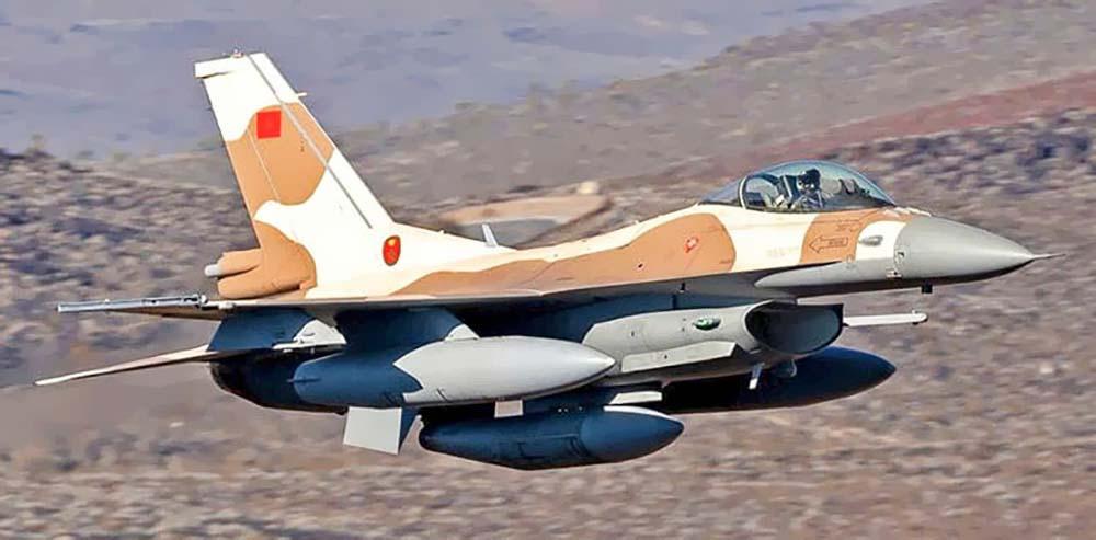 Moroccan F16