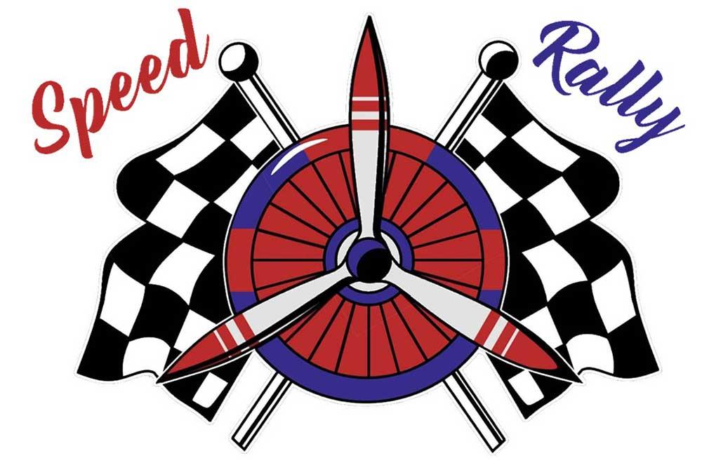 SAPFA Speed Rally logo