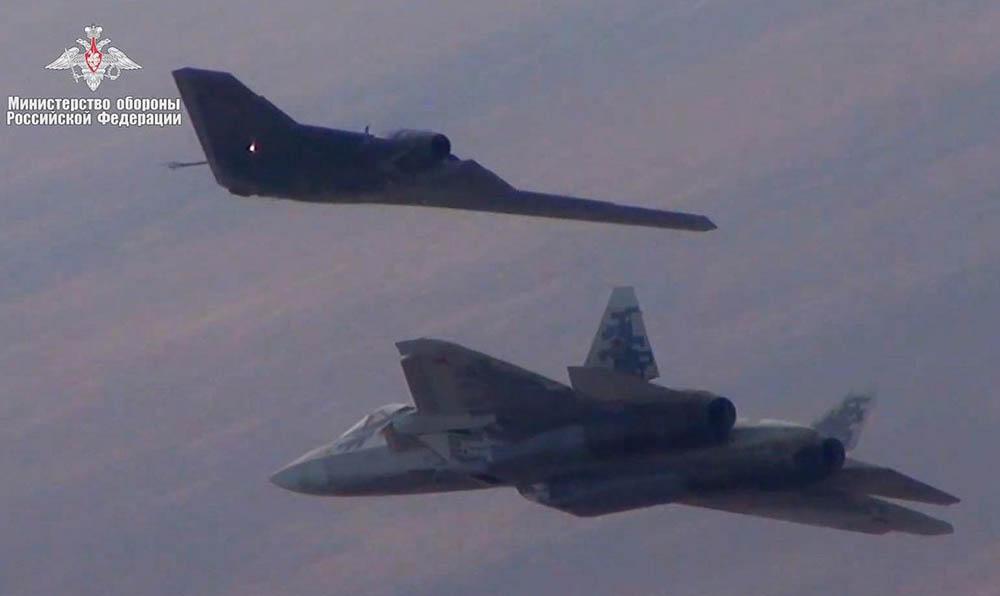 Russia's wingman programme