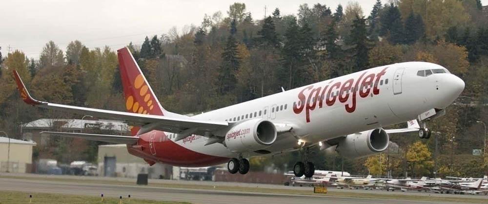 SpiceJet long-haul low-cost flights